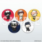 "Slow Damage: ""Dekinu Chara"" Trading Metal Badges"