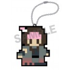 DRAMAtical Murder: Rubber Key Holder - Mink 8-Bit Ver.