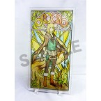 Lamento -BEYOND THE VOID-: Stained Glass Style Acrylic Panel - Konoe Ver.