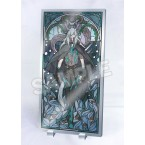 Lamento -BEYOND THE VOID-: Stained Glass Style Acrylic Panel - Rai Ver.