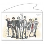 PSYCHO-PASS: B2-size Tapestry - Commemorative Illustration